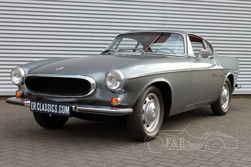 1968 volvo p1800 is listed sold on classicdigest in waalwijk by e r classics for 22950. Black Bedroom Furniture Sets. Home Design Ideas