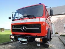 Mercedes-Benz L331-L338 1980