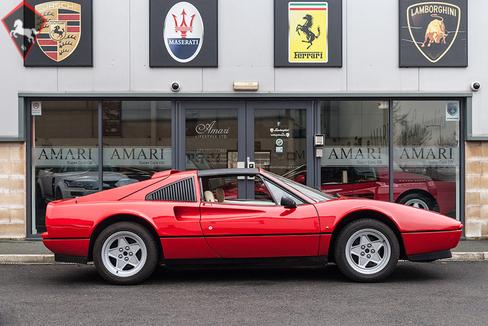 Ferrari 308 GTS 1986