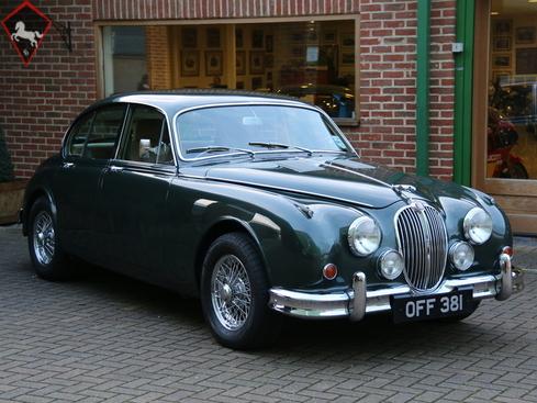 Jaguar Mk2 1961