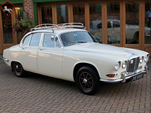 Daimler Sovereign 1967