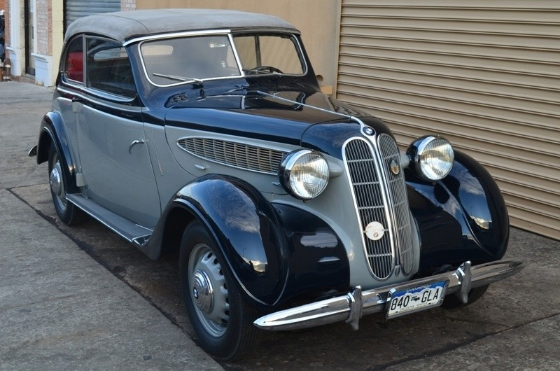 1939 BMW 321 is listed Sold on ClassicDigest in Astoria by ...