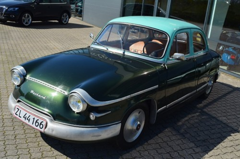 Chevrolet Of Bellevue >> Panhard Dyna Z is listed Sold on ClassicDigest in Denmark by CC Cars for Not priced ...