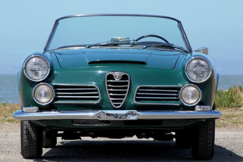 1963 alfa romeo 2600 spider is listed sold on. Black Bedroom Furniture Sets. Home Design Ideas
