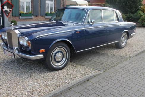 Rolls-Royce Silver Shadow 1970