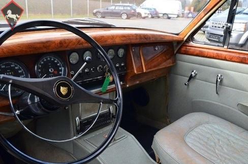 Jaguar MkII 1968