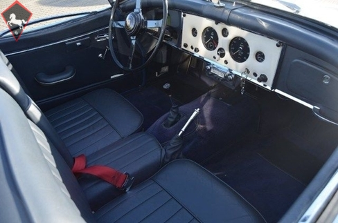 Jaguar XK150 1958