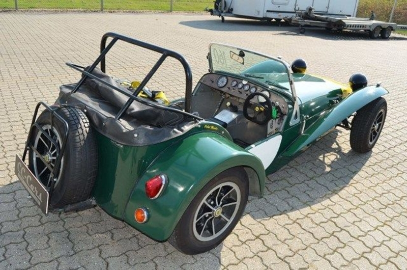 1965 Lotus Seven Is Listed For Sale On ClassicDigest In
