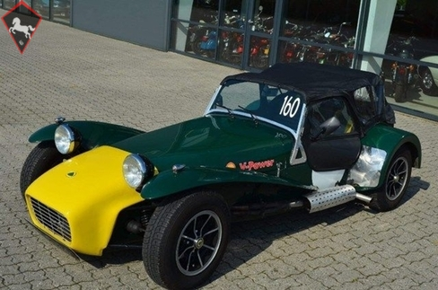 Lotus Seven 1965