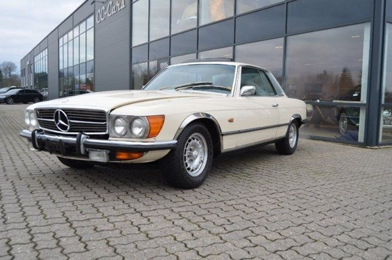 1973 Mercedes-Benz 350SLC W107 Is Listed For Sale On