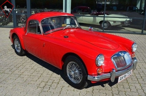 MG Other 1959