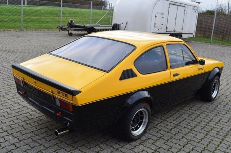 1976 Opel Kadett Is Listed For Sale On ClassicDigest In