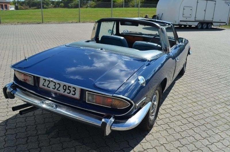 1973 Triumph Stag Is Listed For Sale On ClassicDigest In