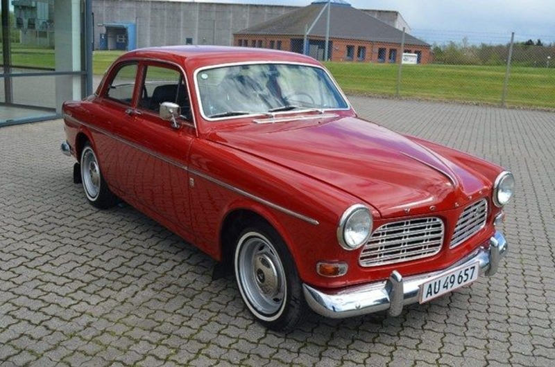 1967 Volvo Amazon Is Listed For Sale On ClassicDigest In