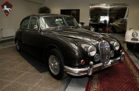 Jaguar MkII 1960