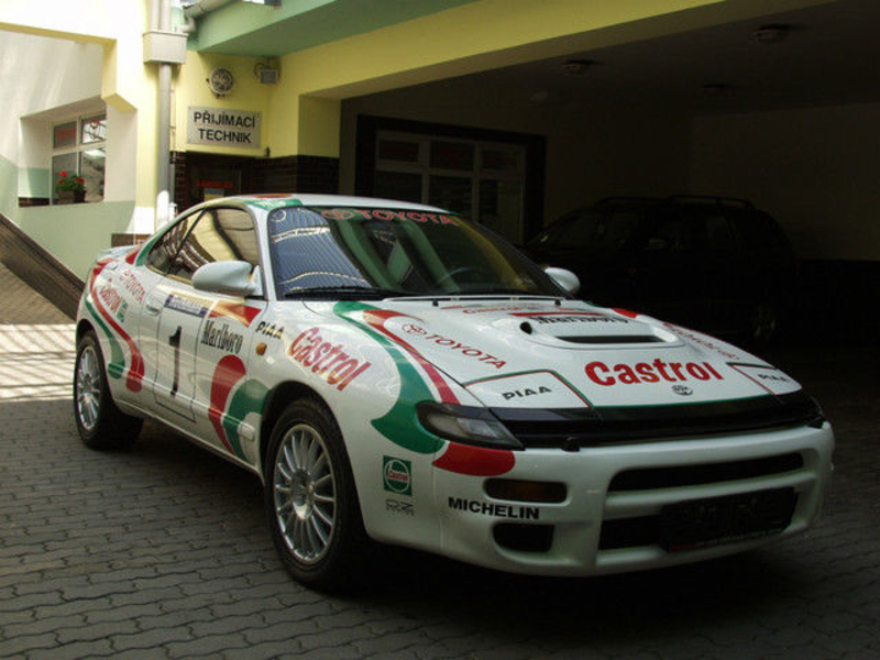 1992 Toyota Celica is listed For sale on ClassicDigest in Zvonarka 10CZ-617  00 Brno by HUKR spol  s r o  for €40000