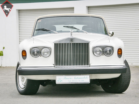 Rolls-Royce Silver Shadow 1976