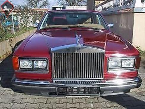 Rolls-Royce Silver Spirit 1988
