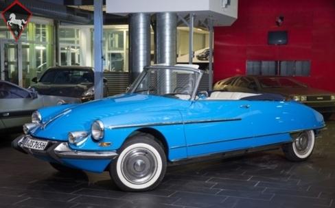 Citroen DS 1965