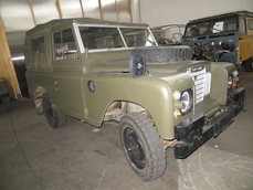 Land Rover Other 1975