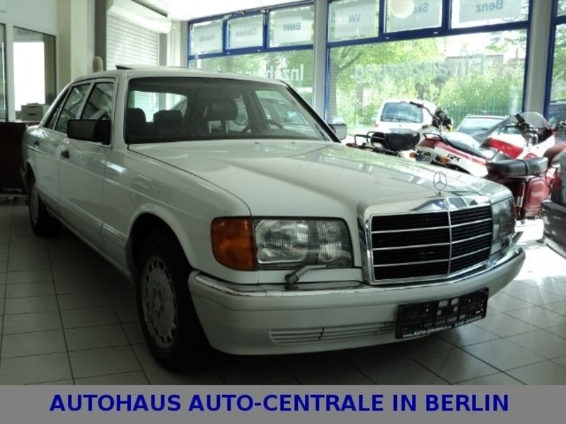 1989 mercedes benz 500 se l w126 is listed sold on. Black Bedroom Furniture Sets. Home Design Ideas