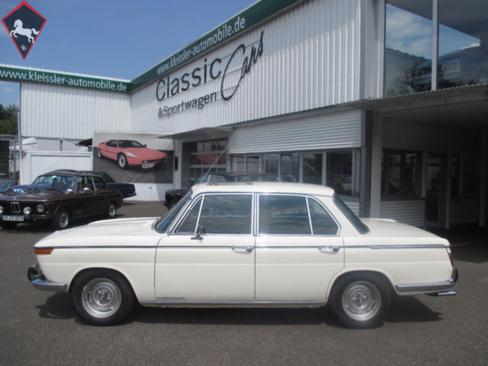 BMW 2000 1971