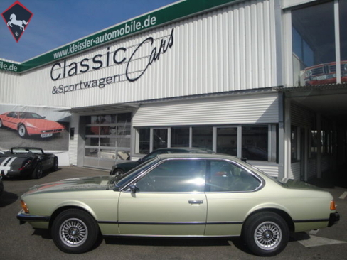 BMW 633 CSI 1976