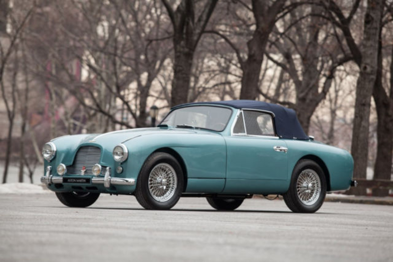 1955 Aston Martin Db2 Is Listed Sold On Classicdigest In Hauptstrasse 1 27327 Schwarme Germany By Auto Dealer For 599000 Classicdigest Com