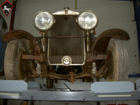 Horch 8 Typ 305/306 (13/65 PS) 1928