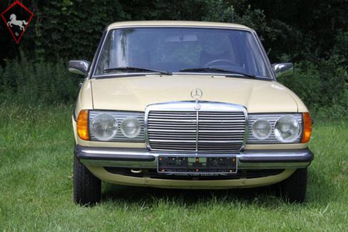 Mercedes-Benz 230 w123 1976