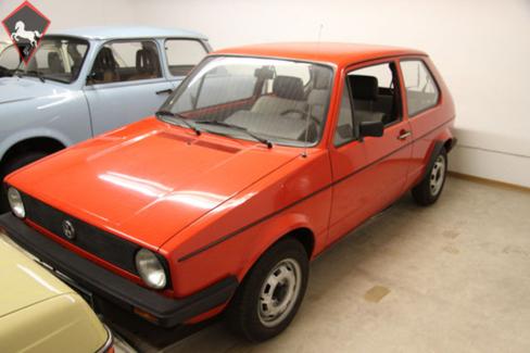 Volkswagen Golf 1982