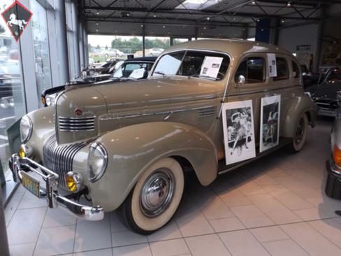 Chrysler New Yorker 1939