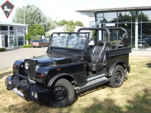 Land Rover Other 1950