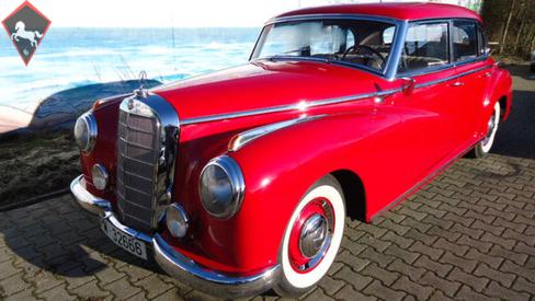 Mercedes-Benz 300 W186 Adenauer  1952