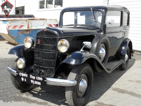 Opel P4 1936