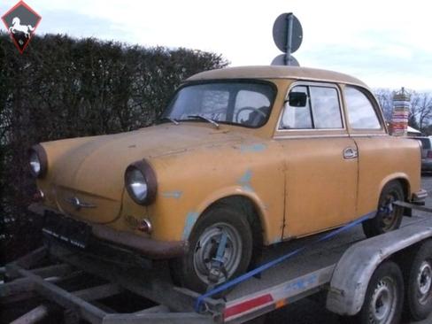 Trabant 600 1964