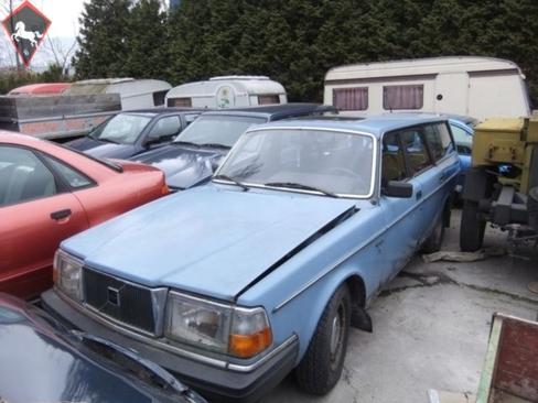 Volvo 245 1983
