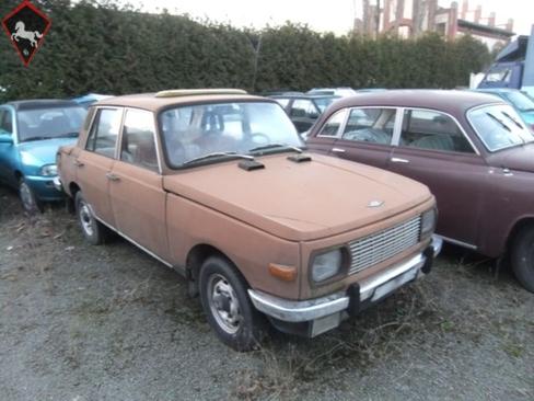 Wartburg 353 1976