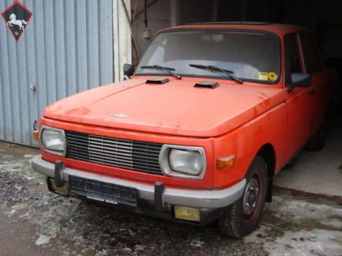 Wartburg 353 1982