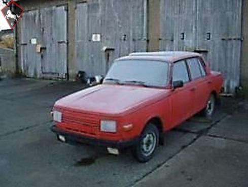 Wartburg 353 1986