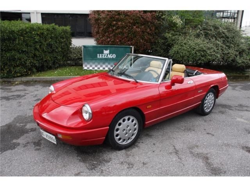 Alfa Romeo Spider Is Listed For Sale On ClassicDigest In Via - 1991 alfa romeo spider for sale