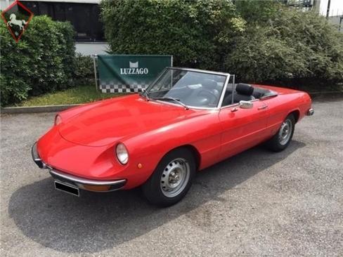 Alfa Romeo Spider 1973
