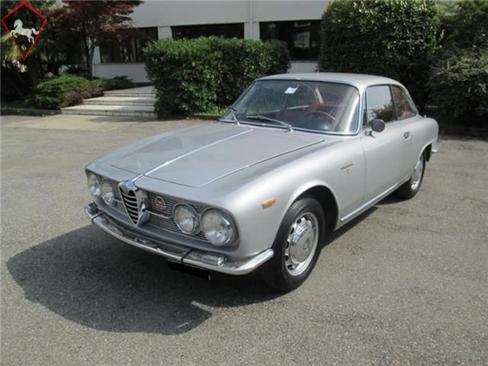 Alfa Romeo 2000 Sprint 1961