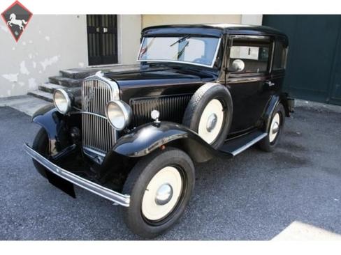 Fiat 508 1932