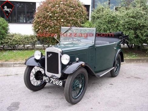 Austin Seven 1931