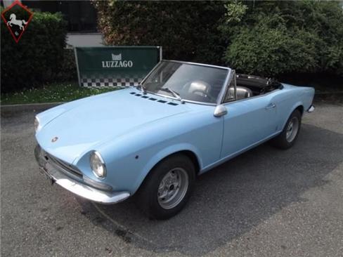 Fiat 124 1964