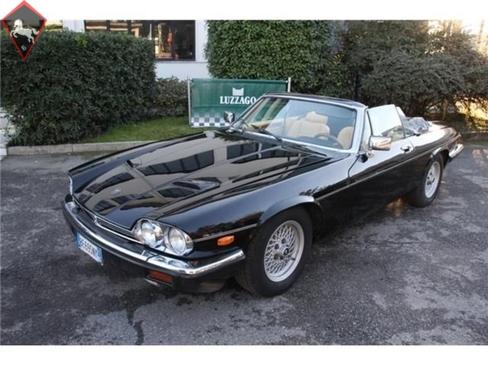 Jaguar XJS 1981