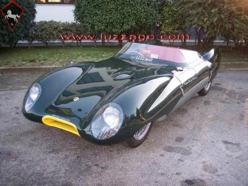 Lotus Eleven 1956