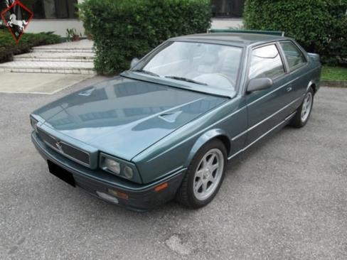 Maserati Other 1992