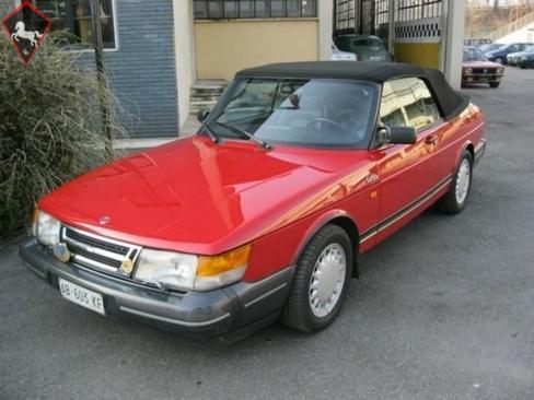 Saab 900 1989